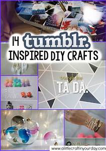 14 Tumblr Inspired DIY Crafts - A Little Craft In Your Day
