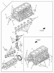 Isuzu Npr Engine Asm  Lfb  Prod
