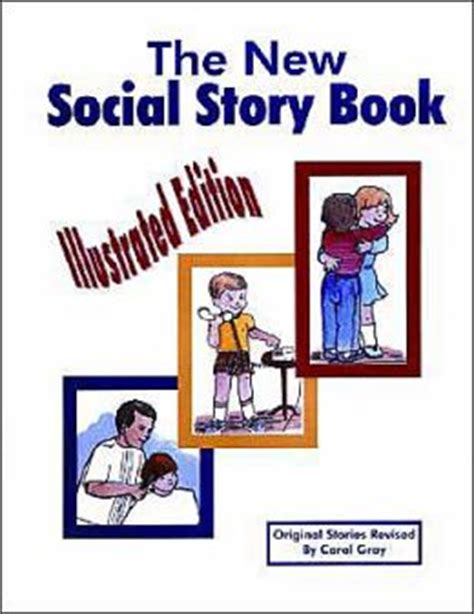 The New Social Story Book By Carol Gray Bvm  9781885477668  Paperback  Barnes & Noble