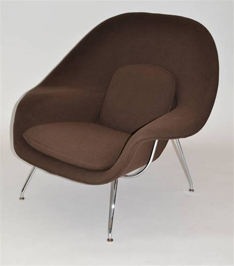 eero saarinen womb chair and ottoman for knoll for sale at