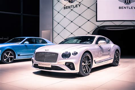 new bentley new bentley continental gt debuts in frankfurt indiapages