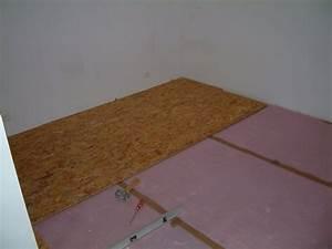 un parquet en osb pour toutes les chambres le loft de With parquet osb