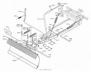 Dixon Snow Blade 36 Ztr 304  312  361  1991  Parts Diagram For Snow Blade 36 U0026quot