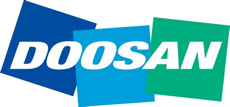 Doosan – Logos Download