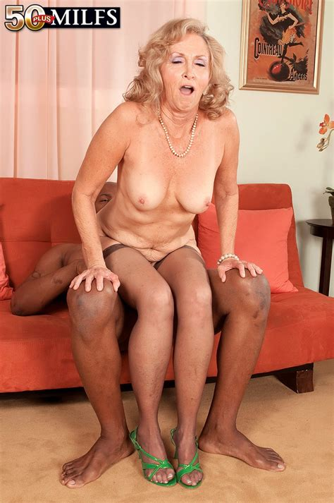 50 Plus Milfs Connie Gets Her Chocolate Fucksicle