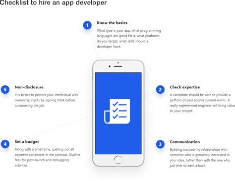 app designer for hire how to hire app developer places costs tips and practices