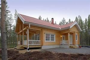 Maison Préfabriquée En Bois : kit maison ossature bois pas cher construction blog ~ Premium-room.com Idées de Décoration