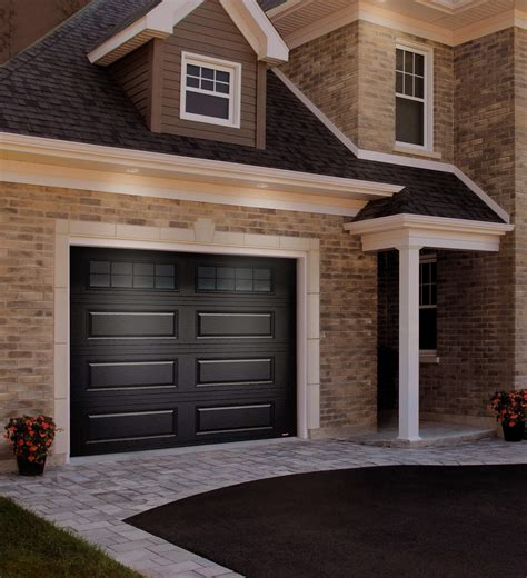Houses With Garages by Barmac Garaga Garage Doors