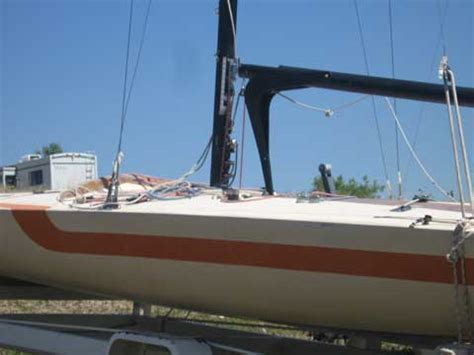 Scow Sailboat For Sale by Johnson E Scow Sailboat For Sale