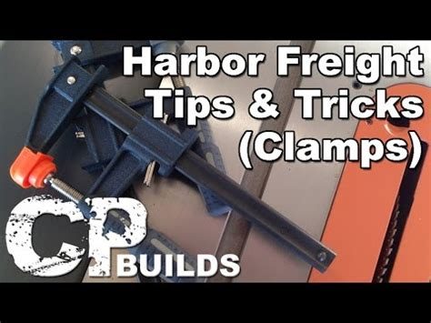 harbor freight toggle clamps tool  upgrade doovi