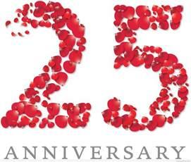 25 wedding anniversary quotes happy anniversary