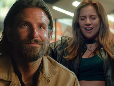 Lady Gaga Charms Bradley Cooper In Music Video For 'look
