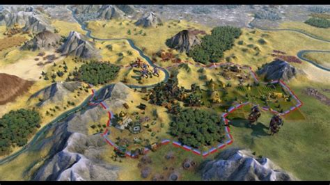 Civilization 6 : Environment skin Sid Meier's Civilization ...