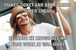 Good Guy Kid Rock Meme Makes Tickets & Beer Cheap