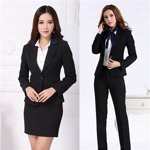 Formal Womens Business Suits Ladies Professional Office ...