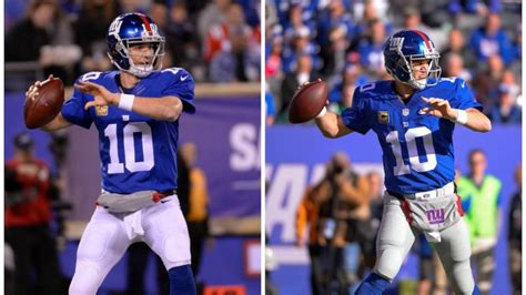 The New York Giants Are Making An Odd Uniform Change For