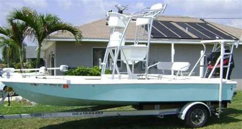 Permit Flats Boat For Sale by Post Your Flats Boat The Hull Boating And