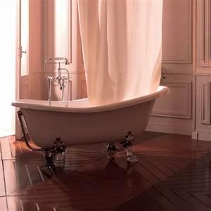Baignoire Patte De Lion : baignoire r tro parigi avec pattes de lion cristina ~ Melissatoandfro.com Idées de Décoration