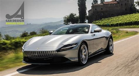 Choose from roma deals for sale near you. The Ferrari Roma wins 2020 Car Design Award | Ferrari Corporate