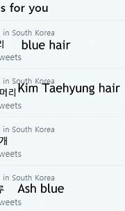 Hair Seems To Be A Hot Topic In The World Of Twitter ...