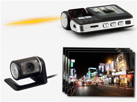 Hd Dvr 170°car Dash Cam Recorder 1080p Dual Camera Cam