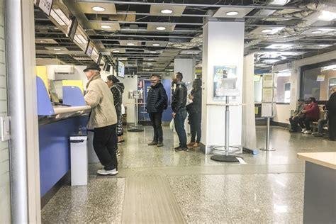 uffici postali centro reddito di cittadinanza prime domande ma niente file