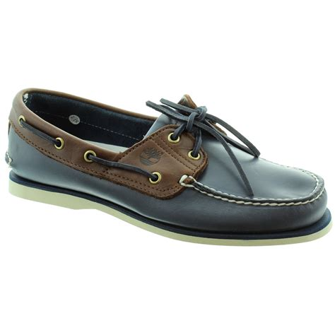 Timberland Classic Boat Shoes by Timberland Classic Boat Shoes In Navy In Navy
