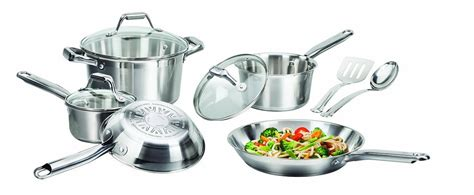 fal cookware elegance stainless steel piece