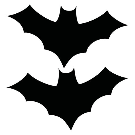 10 Best Free Printable Halloween Bat Template