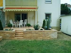 Terrassen Treppen In Den Garten : projekt hauseingang horst michael loos gartenpflege gestaltung hausmeisterservice ~ Orissabook.com Haus und Dekorationen
