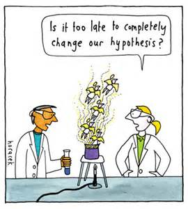 Example Hypothesis Cartoon