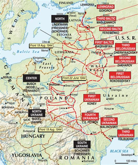 Operation Bagration: Soviet Triumph in the East