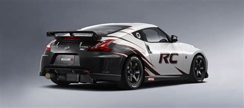 nissan nismo race car nissan to launch new 370z one make racing series