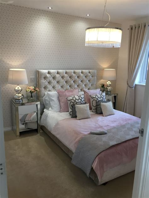Pink Bedroom Ideas by Best 25 Pink Gold Bedroom Ideas On Chic
