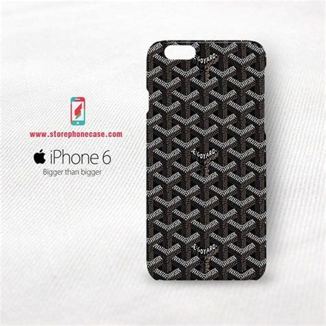 goyard iphone goyard black pattern iphone 6 cover iphone cases
