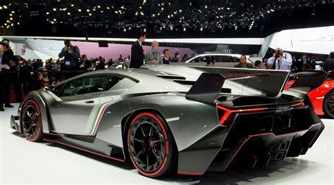 Lamborghini Veneno 2017 Price Sound Specifications Top