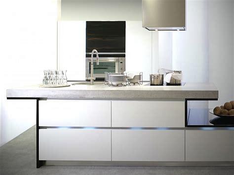 Küche Beton Arbeitsplatte by Betonarbeitsplatten Pro Und Contra Beton F 252 R Die K 252 Che