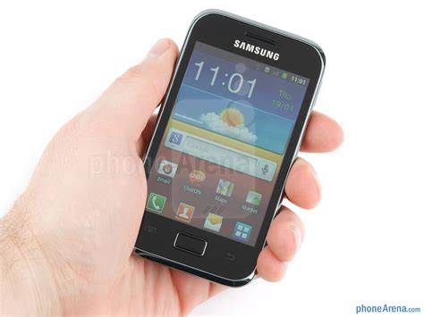 samsung galaxy ace plus review phonearena