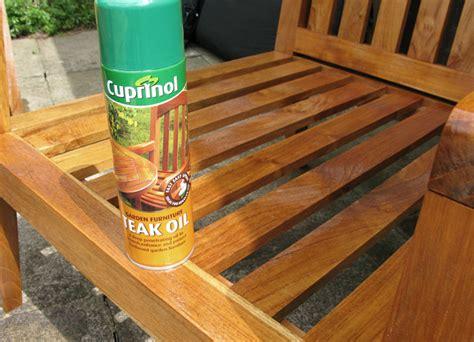 caring for teak garden furniture bau outdoors