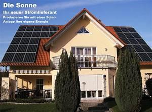 Solarstrom Berechnen : photovoltaik stromspeicher photovoltaikanlagen regensburg ~ Themetempest.com Abrechnung
