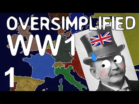 world war  oversimplified  awesomer