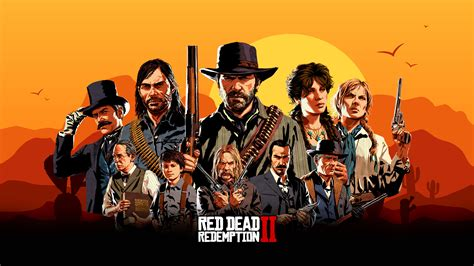 red dead redemption  game characters hd games  wallpapers images backgrounds