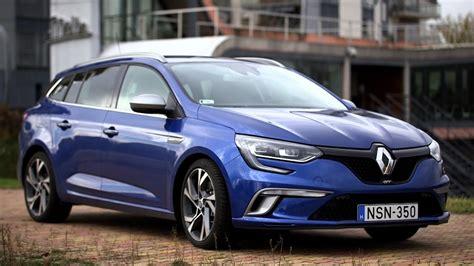 Renault Megane Grandtour Gt 2016