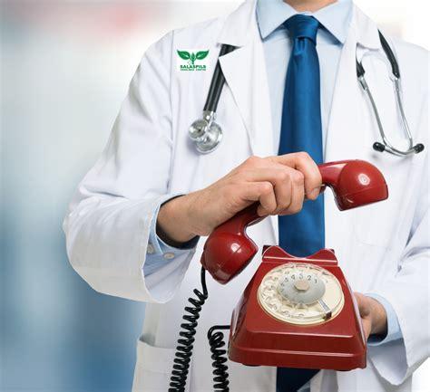 Attālinātas konsultācijas! | Salaspils veselības centrs