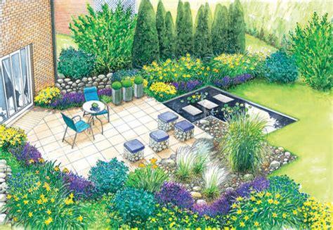 Gestaltungsideen Für Terrasse Und Garten  Mein Schöner Garten