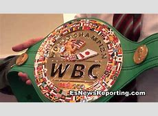 All Gold Belt Floyd Mayweather Won vs Canelo Alvarez WBC