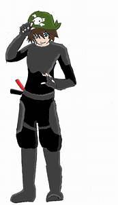 Ninja Anime Boy
