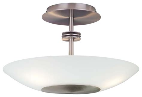 deco holtkoetter satin nickel white halogen ceiling