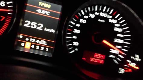 255 Km/h Gechipped Vmax Top Speed German