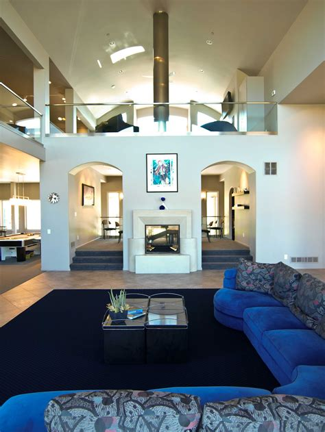contemporary mountain houseplans home design